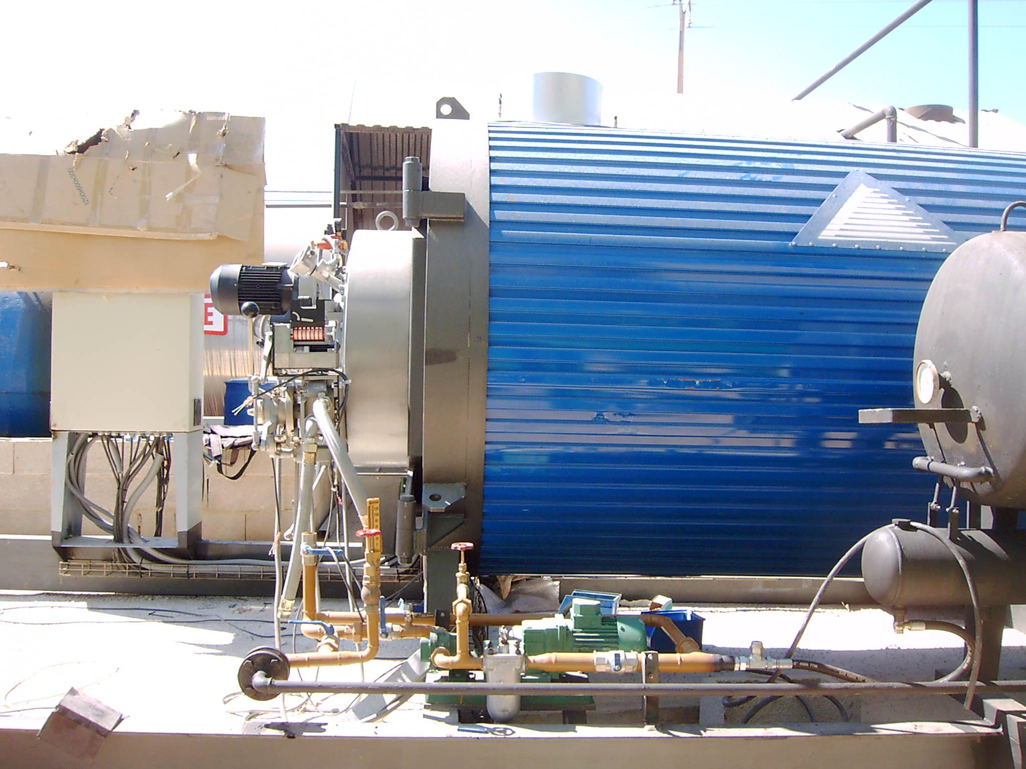 Aceite t rmico aningas ergos - Calderas para gas natural ...